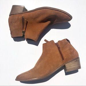 Brown Aldo Bootie